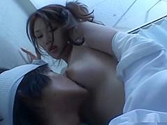 Runa Tominaga seduced by the doctor