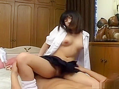 Spoiled brat gets drilled
