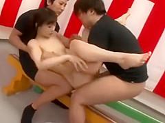 Astonishing sex movie Japanese exotic , take a look