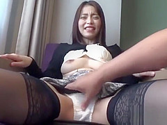 Amazing porn movie Japanese exclusive pretty one