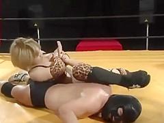 pro wrestling mixed japanese av