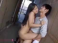 Japanese Schoolgirl Creampie