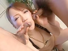 Nazuna Otoi Uncensored Hardcore Video with Gangbang, Dildos/Toys scenes