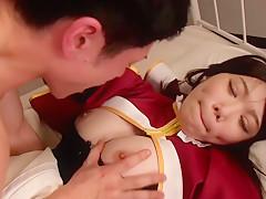 【プロAV系動画】変態激美女「上原保奈美」のかなり過激なエロ動画!