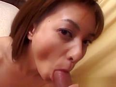 Huge tits babe Yuki Tsukamoto gets her melon hooters fondled