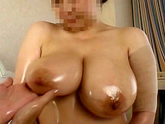 wife's huge lactating boobs 12