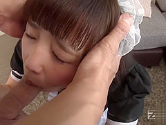 Rino Momoi My Real Live Maid Doll Vol.5 -Submissive Cutie All to Myself
