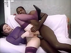 Japanese Slut Wife Fucked Hard in All Holes by BBC