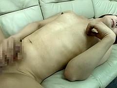 fantastic Japanese chick In Incredible Masturbation JAV Scene