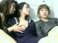 Horny adult clip Lesbian fantastic exclusive version