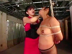 Japanese punished by Natsuki (2)