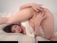 Ravishing toy porn for insolent Rei Asamiya