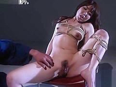 Tied up: Asian Sluts Bdsm Session-Rina Uchimura