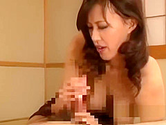 Busty Milf Getting Her Nipple Sucked Getting Her Pussy Stimulated And Fucke