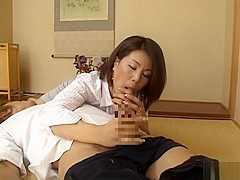 Hot Mio Fujiki Loves To Lick And Suck Anything