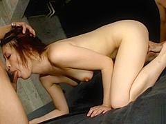 Saki Ootsuka Asian doll is enjoying hot Anal sex