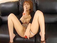 Chichi Asada is an amazing busty Asian babe
