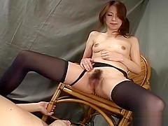 Tomoe Hinatsu Gleams Free Asian porn part1