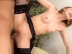 Aya Kisaki amazing Japanese milf knows how to fuck