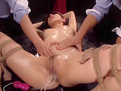Yuria Sonoda, Nao Masaki, Tomomi Kanda in The Final Orgasm part 4