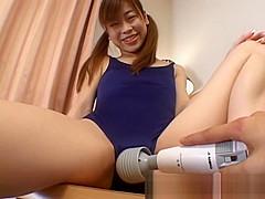 Ami Hinata Sweet Japanese student part3