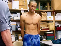 Young Japanese Teen Caught Having Sex in Public And Punished - YOUNGPERP.COM