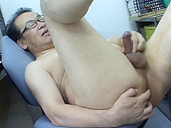 Japanese old man 353