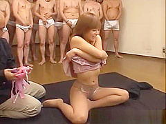 Hitomi Hayasaka pretty real asian foxy part1