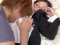 Kokoro Wato Fuck my tutor - Full video zo.ee/6CDLe