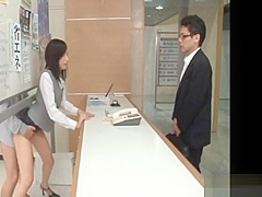[JAV] Office fuck