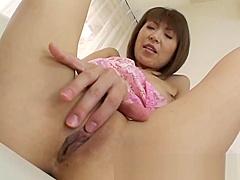 Hot mature jun kusanagi fingering her part6