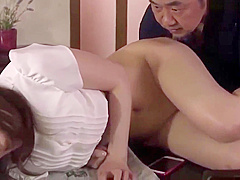 Best JAV - I want sex with father in law