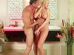 Japanese Nuru Slippery Massage And Sexy Fuck On Air Matress 07