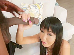 Shy Japanese Girl Marica Hase Gets BBC Anal