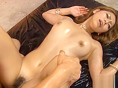 Hairy pussy fucked doggystyle