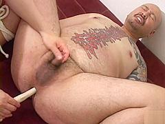 Hottest sex clip homosexual Cumshot great , watch it