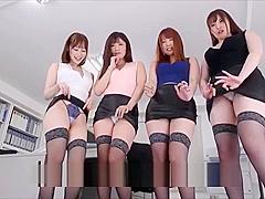 busty perverted secretaries fuck the boss (full clip: megahttps://vjav.com/embed/281271.in/hkjz47DG)