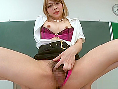 Mari Rika ,quenches her sexual thirst