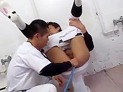 hot japanese boy abused