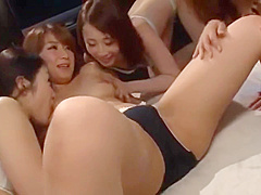 Excellent adult clip Pussy Licking fantastic exclusive version