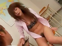 Erika Sato in Fuck!! Real Nakadashi
