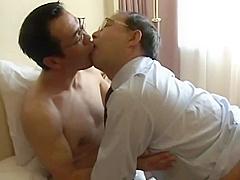 Crazy adult clip gay Blowjob watch show