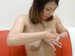 Risa Nakagawa - breastmilk massage adult lactating
