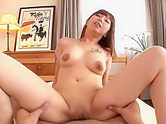 Sexy shaved Japanese Minami Kitagawa in sexy lingerie