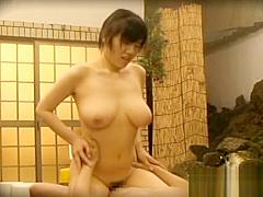 Azusa Nagasawa Hot Japanese doll gets part1