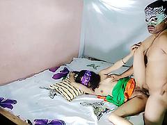 Romantic Rough Sex Of Indian Bhabhi Lalita Singh With Her Horny Devar
