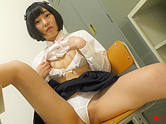 JAPANESE SCHOOLGIRL PANTYFETISH