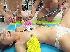 japanese tickling game 3