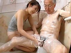 Latex bondage hentai