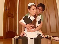 [English Subtitle] Jav Maid wife Kashii Ria Rearing A Hentai Hento
